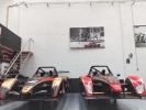 2 X WOLF GB 08 SPORTS PROTOTYPE CAR