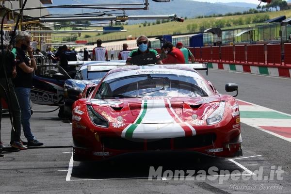 Campionato Italiano Gran Turismo Endurance Mugello 2020 Gara (1)