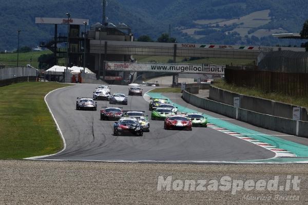 Campionato Italiano Gran Turismo Endurance Mugello 2020 Gara (7)