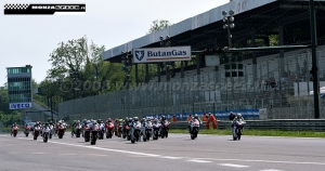 CIV Supersport Superstock Monza