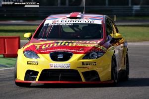 Seat Leon Eurocup Monza