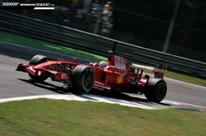 Test day Formula 1™ Monza