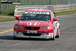 Test WTCC Monza