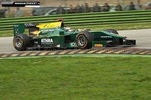 GP2 Asia Imola