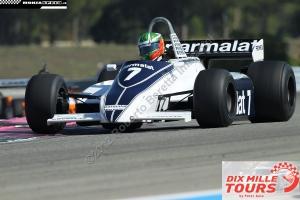 Historic Formula One Paul Ricard