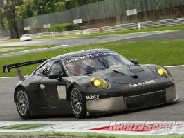 Test Porsche Monza