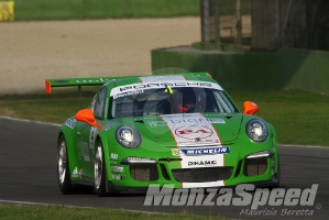 Porsche Carrera Cup Italia Imola