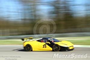 Test Ferrari Challenge Monza