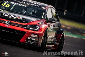 TCR Europe Monza 2019