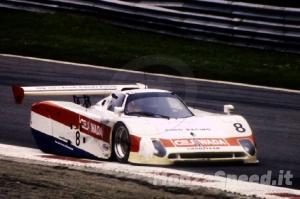 1000 Km Monza 1988-91
