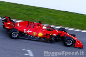 F1 Test Barcellona 2020