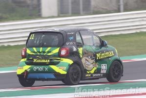 Smart EQ Fortwo E-Cup Misano 2020