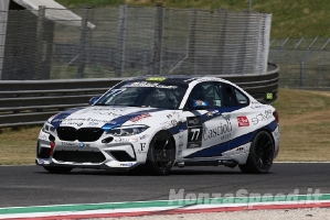 BMW M2 CS Racing Cup Italy Mugello 2021 (1)