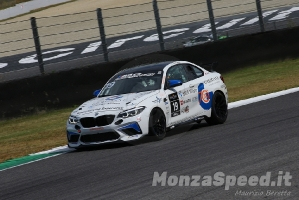 BMW M2 CS Racing Cup Italy Mugello 2021