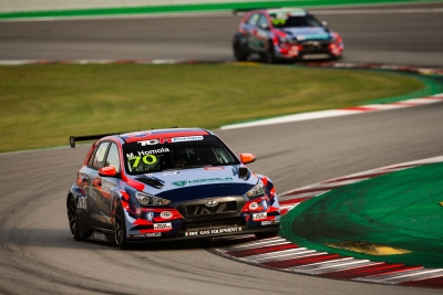 BRC RACING TEAM A SPA PER IL PENULTIMO ROUND TCR EUROPE 2020
