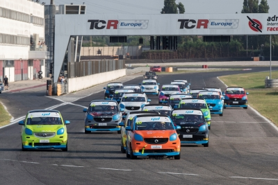 THE FINAL E-COUNTDOWN: AD ADRIA LA FINALISSIMA DELLA SMART E-CUP 2019