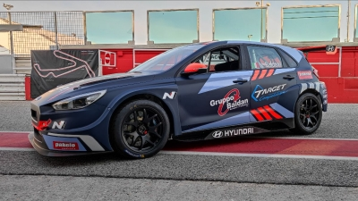 BALDAN TORNA FULL TIME IN TCR ITALY CON TARGET COMPETITION